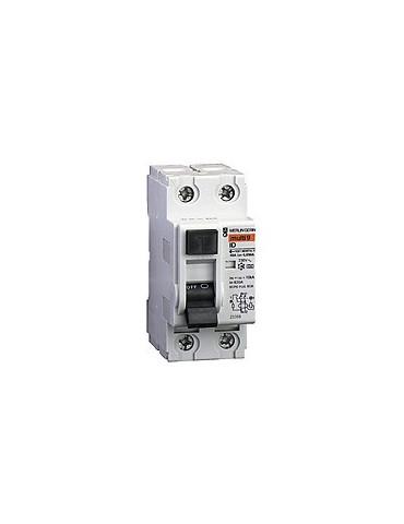 Interrupteur différentiel ID PH+N  25A 30mA
