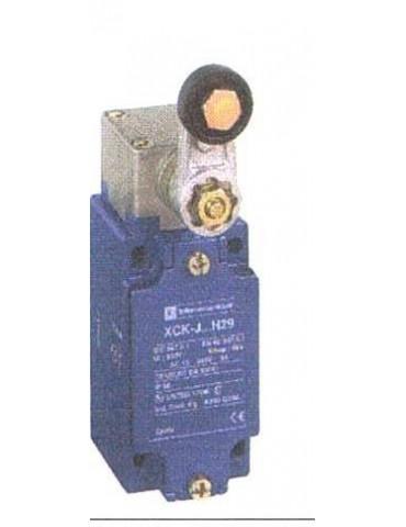 Interrupteur fin de course Classic métal  commande à levier à galet ref : XCKJ10511H29