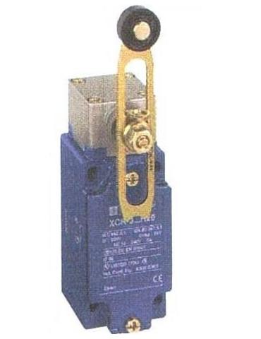 Interrupteur fin de course Classic métal  commande à poussoir métal ref : XCKJ161H29