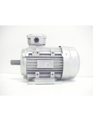Moteur électrique triphasé alu 400v 50hz  ref : MS90L4P1.5B3