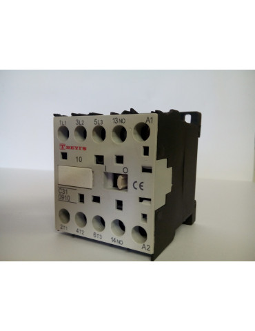 Contacteur tripolaire de puissance 9A 1 NF bobine 400v 50hz IMO ref : MB09S01400AC