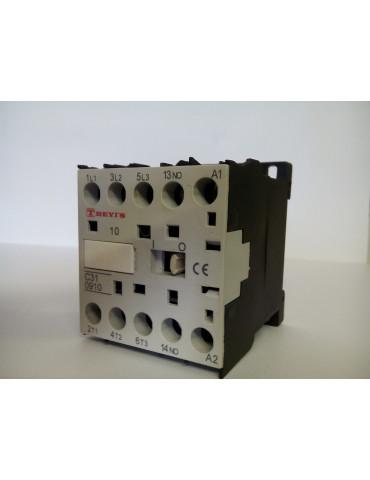 Contacteur tripolaire de puissance bobine 400v 50hz ref: C310901V7