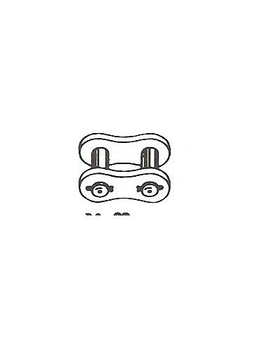 Attache a goupilles 25.4  16b1 BEA ref: att16b1