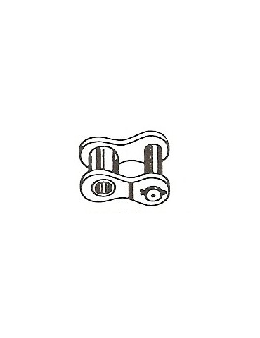 Maillon coude simple 19.05 ASA 60H BEA ref: MCSASA60H