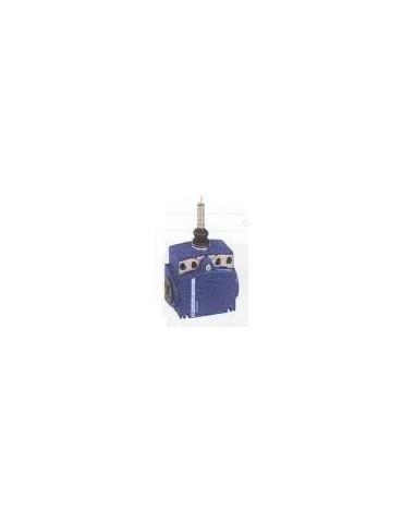 Interrupteur fin de course compact plastique, commande à tige souple à ressort. pg 11 ref:xckt2106g11