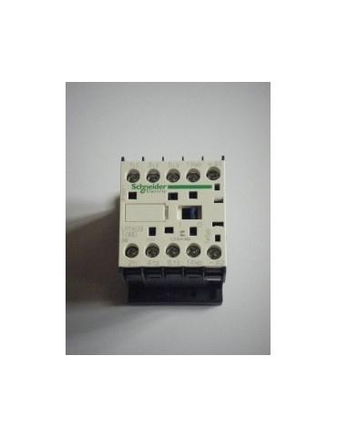 Contacteur tétrapolaire de puissance lp1 k12004bd bobine 24v dc ref: lp1k12004bd