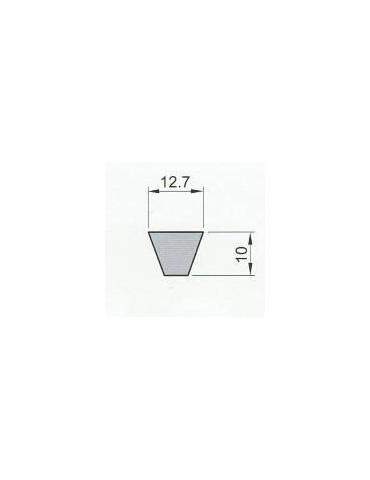 Courroie trapézoidale spb1500 contitech ref: spb1500